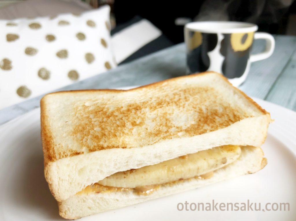 エルヴィス・プレスリー サンドイッチ